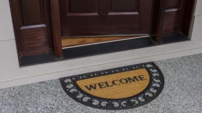 Dekotipps für die Haustüre