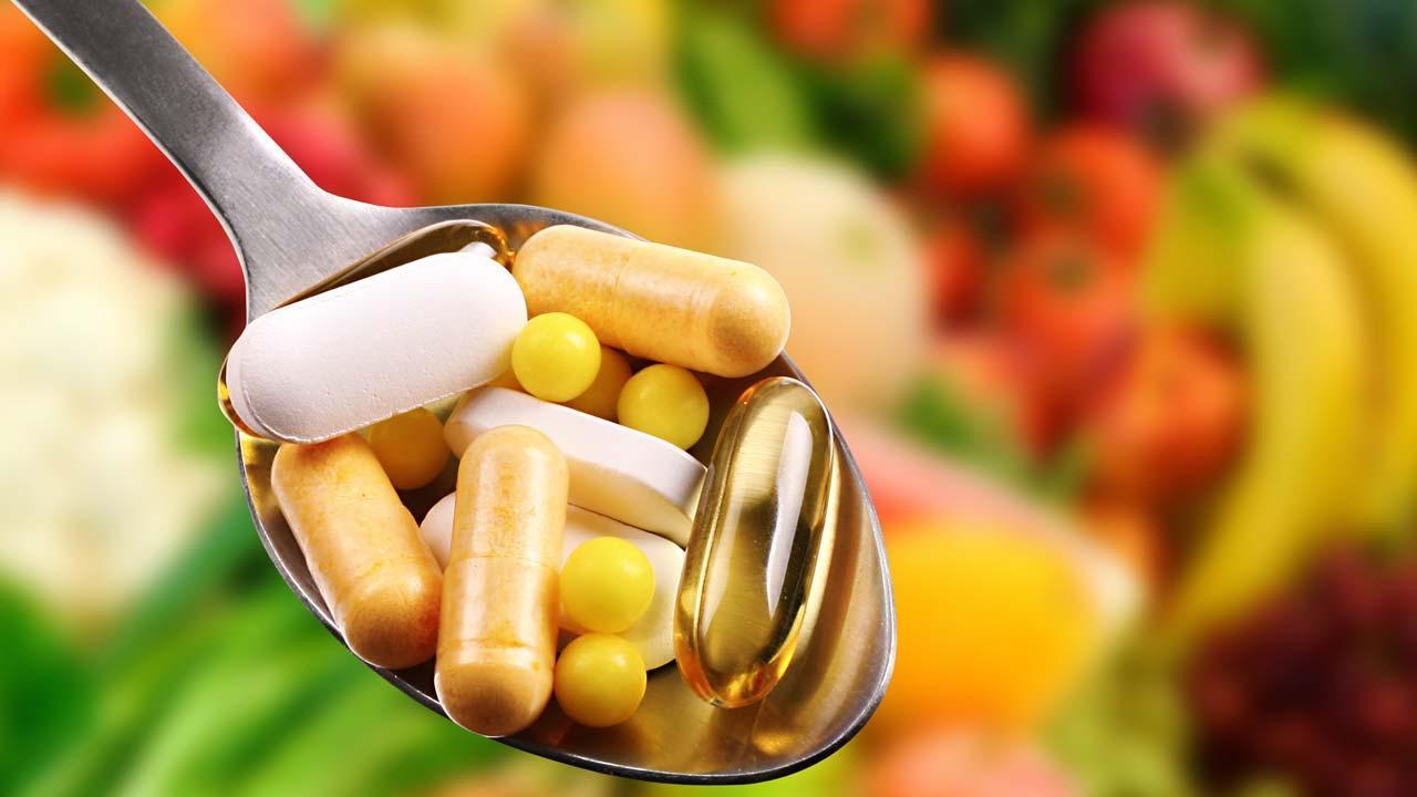 Nahrungsergänzungsmittel - Welche Vitamine benötigt der Körper im Winter