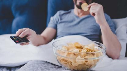 Selbstgemachte Snacks für den perfekten Filmeabend