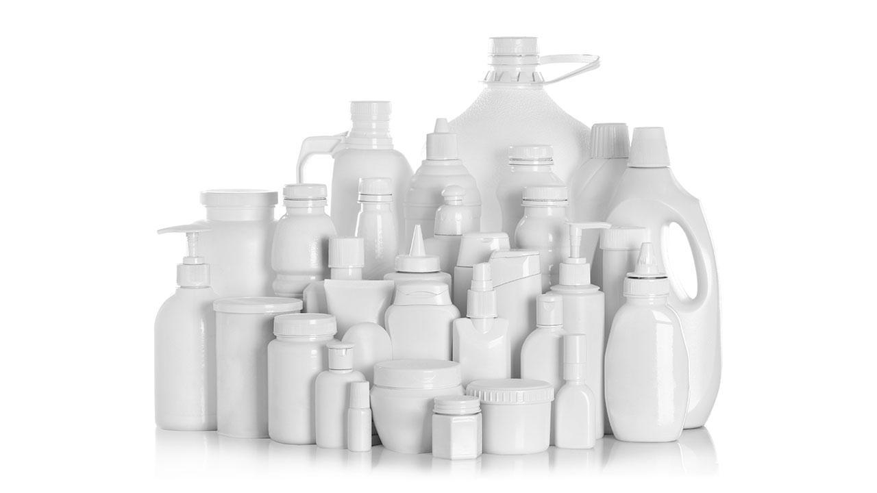 Nachhaltigkeit - Plastikverpackungen