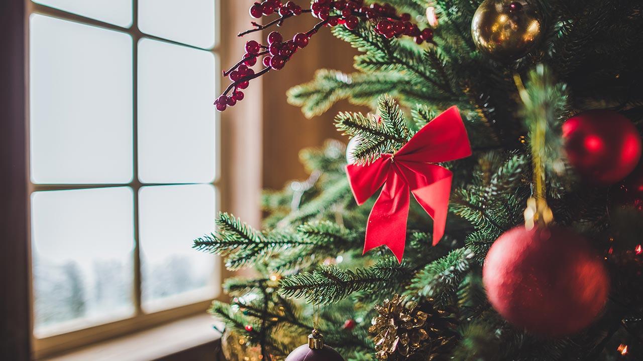 Warum feiern wir Weihnachten - Weihnachtsschmuck