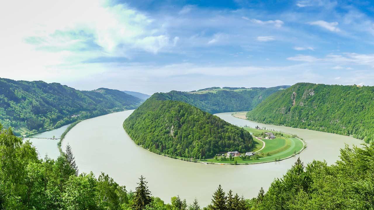 Fahrradtour an der Donau - Donauschlingen