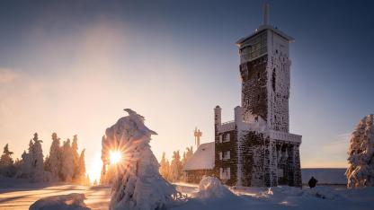 Weihnachtswanderungen im Schwarzwald