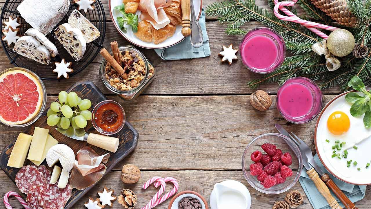 Der perfekte Neujahrsbrunch - Feiertagsspezialitäten