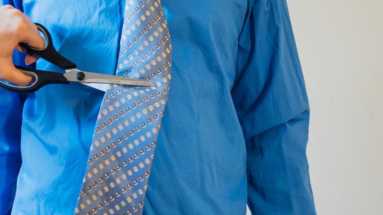 Altweiberfasching - Der Tod für Krawatten