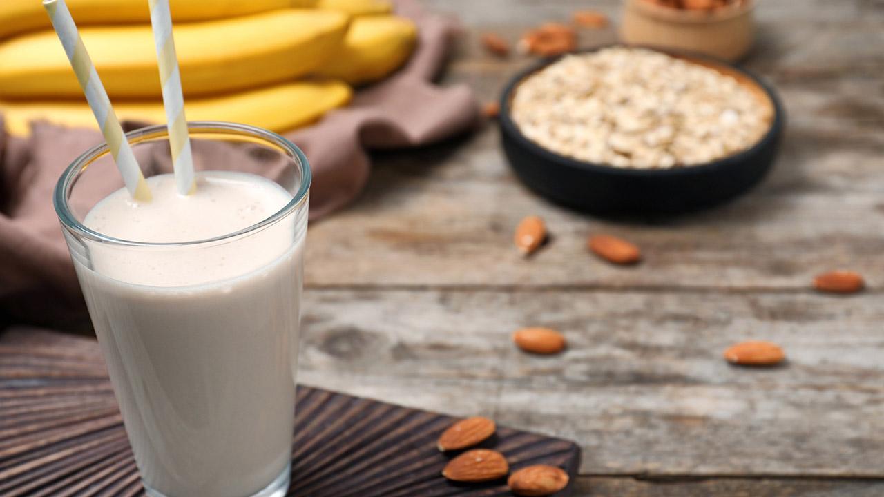 Gesundes Fasten - Proteinshake