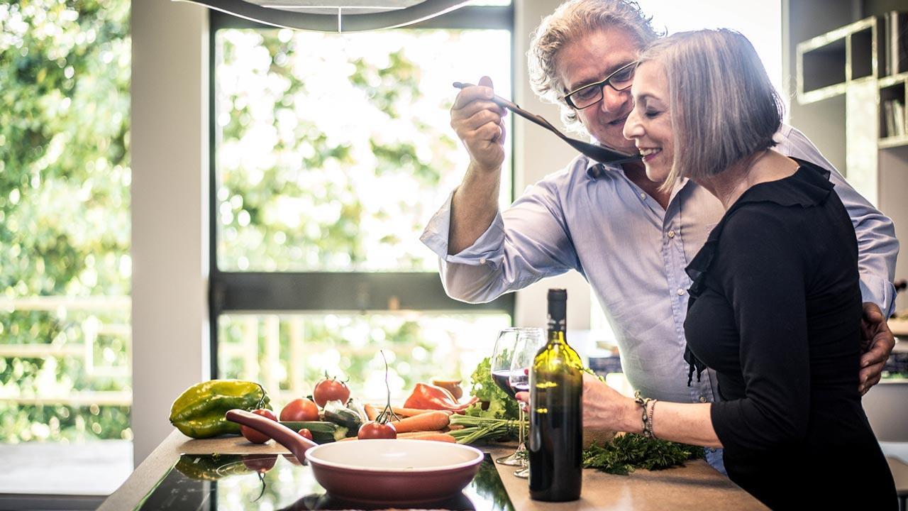 Gesundes Fasten - gemeinsam gesund kochen