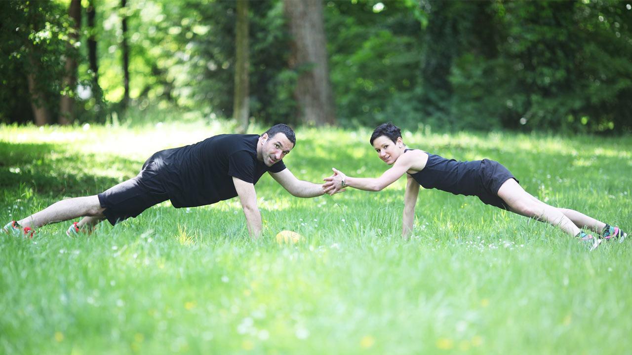Freeletics pro und contra - gemeinsam trainieren