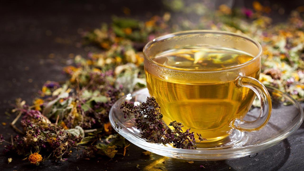 Die besten Teesorten für den Frühling - Kräutertee