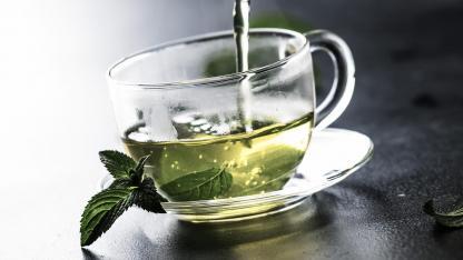 Die besten Teesorten für den Frühling - Grüner Tee