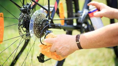 Fahrrad fit machen