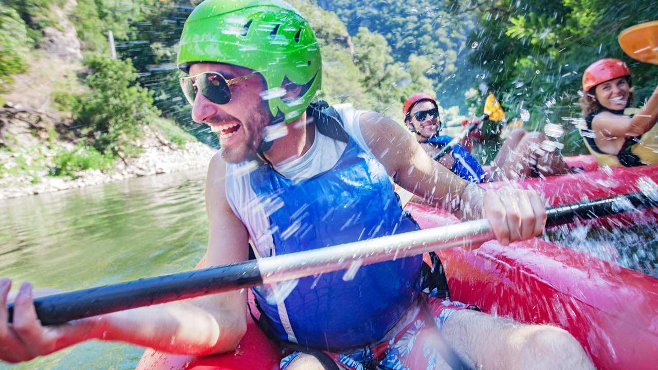 Mit dem Kanu deutsche Flüsse entdecken - Wassersport