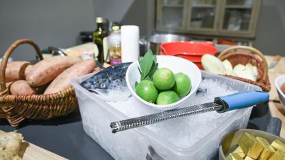 Food Trend im Mai: Lila Süßkartoffeleis - Zutaten