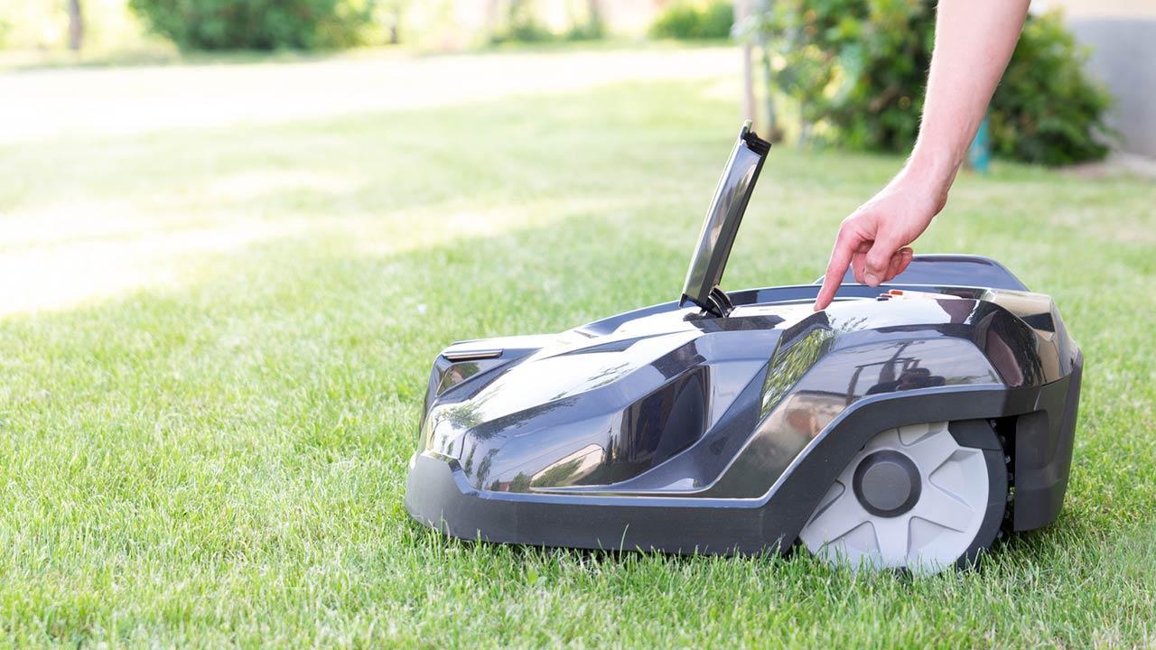 Der perfekte Rasen - Rasenroboter