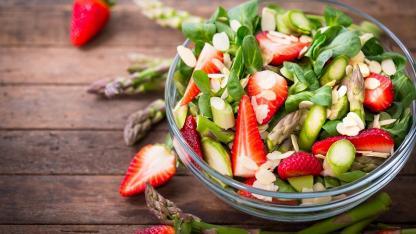 Leckere Rezepte mit Erdbeeren