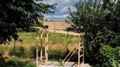 Ein Gewächshaus selber bauen