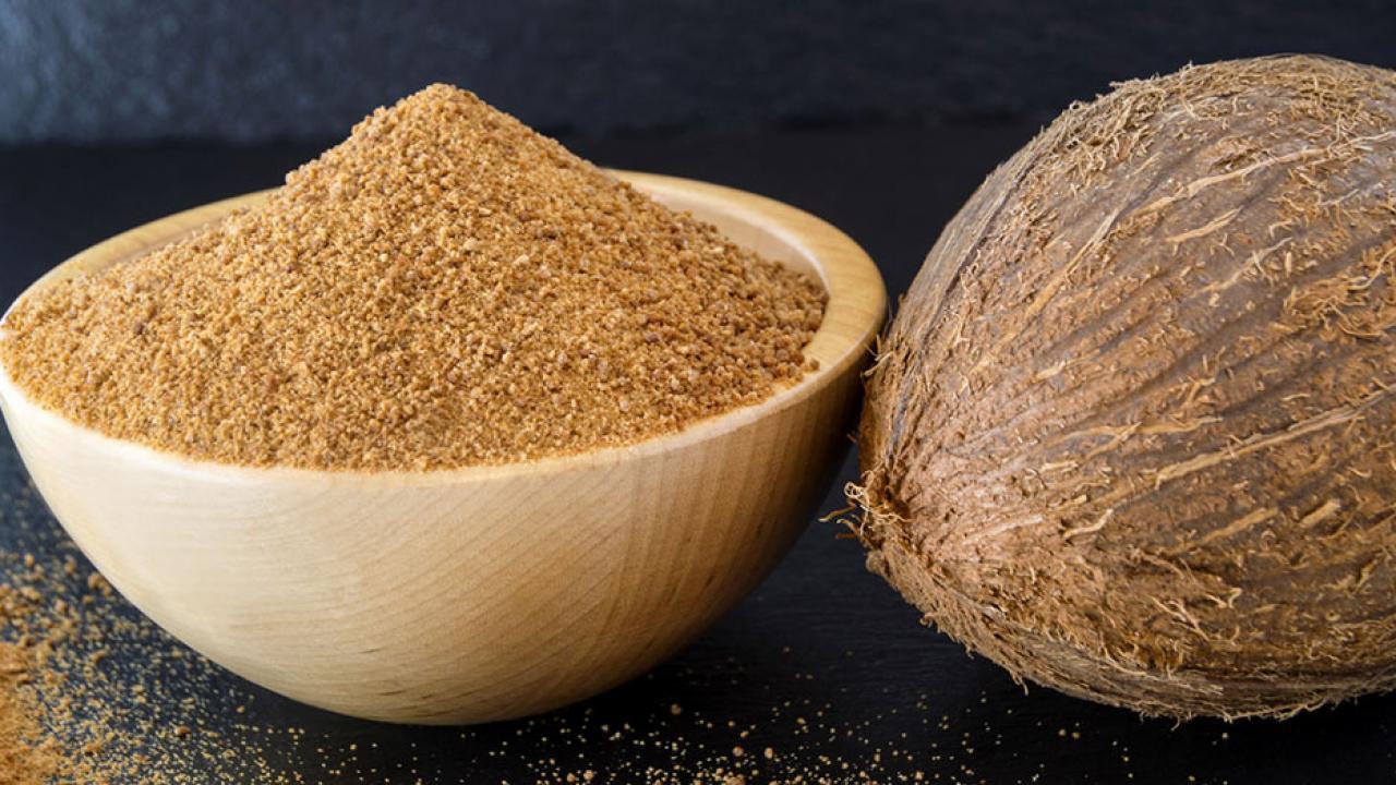 Zucker - Welche Alternativen gibt es? / Kokosblütenzucker