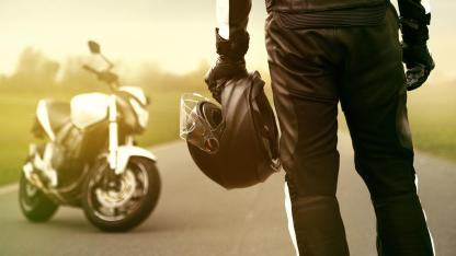 Motorradhelm - worauf muss ich achten?