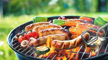 Drei schnelle Buffet-Ideen für Ihre Gartenparty
