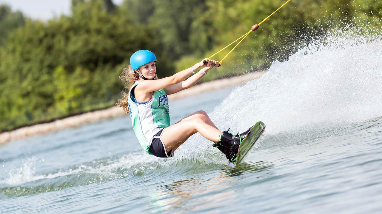 Wasserski & Wakeboard - am Board