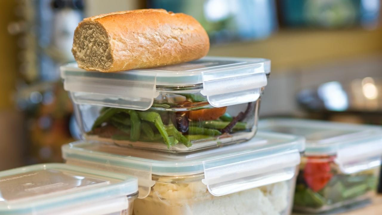 Brotboxen aus Kunststoff, Glas oder Edelstahl ? / Brotbox aus Glas