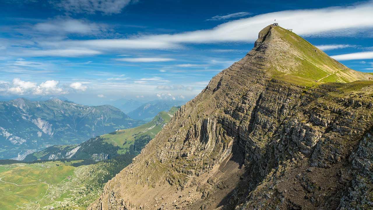 Wandern in der Schweiz - Faulhorn /  Faulenhorn
