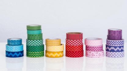 Die schönsten Deko-Ideen mit: Masking Tape