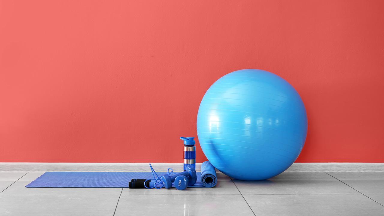 Sportarten für Zuhause - Pilates / Pilatesausrüstung