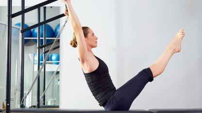 Sportarten für Zuhause - Pilates