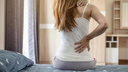 Tipps gegen Rückenschmerzen - Soforthilfe bei akuten Rückenschmerzen