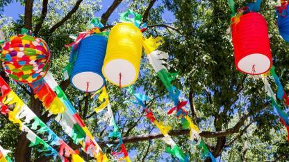 Tipps für eine Sommerparty für Kinder