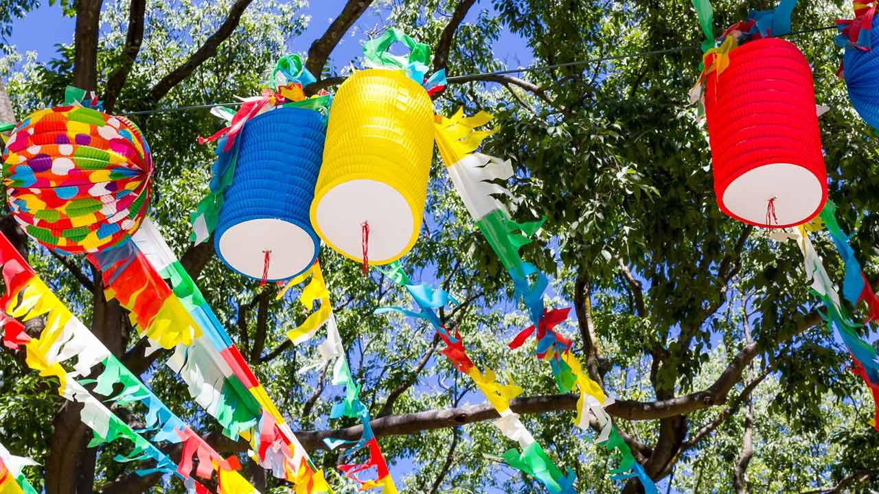 Tipps für eine Sommerparty für Kinder / dekoration für eine Kinderparty