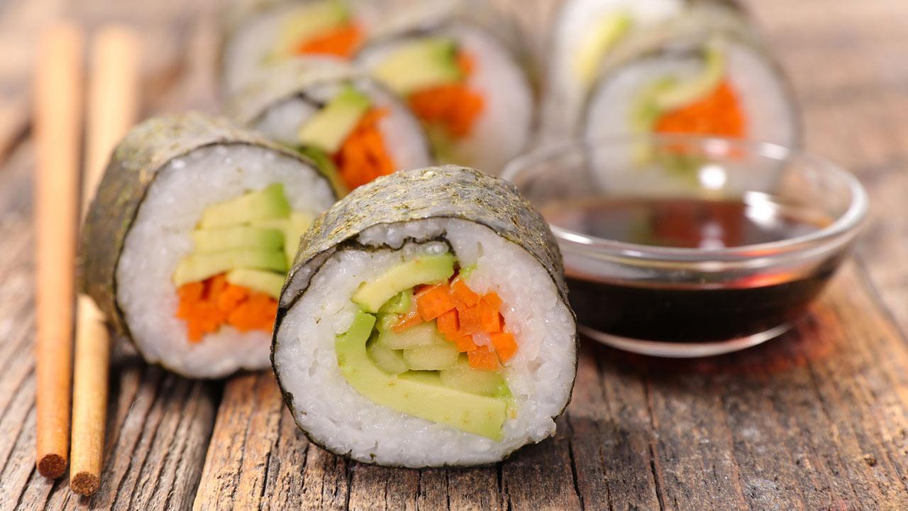 Sushi selbsgemacht - Das optimale Sommergericht / Maki