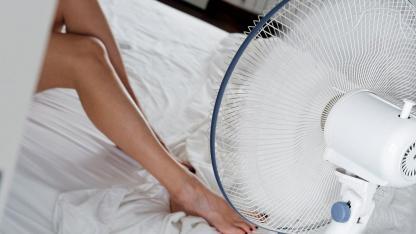 Welcher Ventilator bringt die beste Kühlung