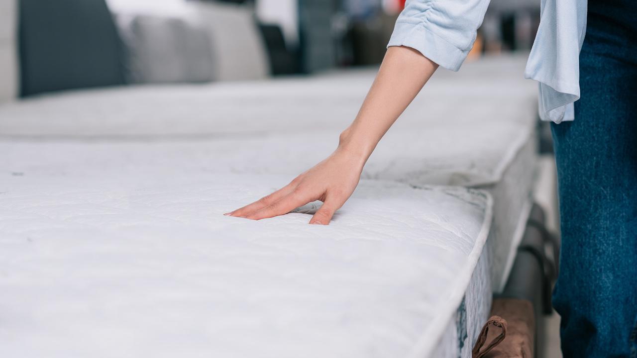 Tipps gegen Rückenschmerzen - eine gute Matratze / eine Matratze