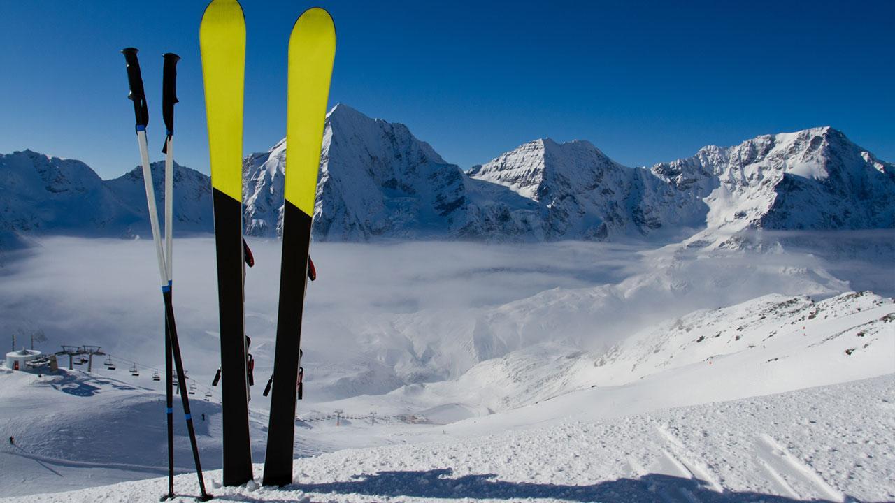 Welcher Ski passt zu mir ? / Ski und Skistecken