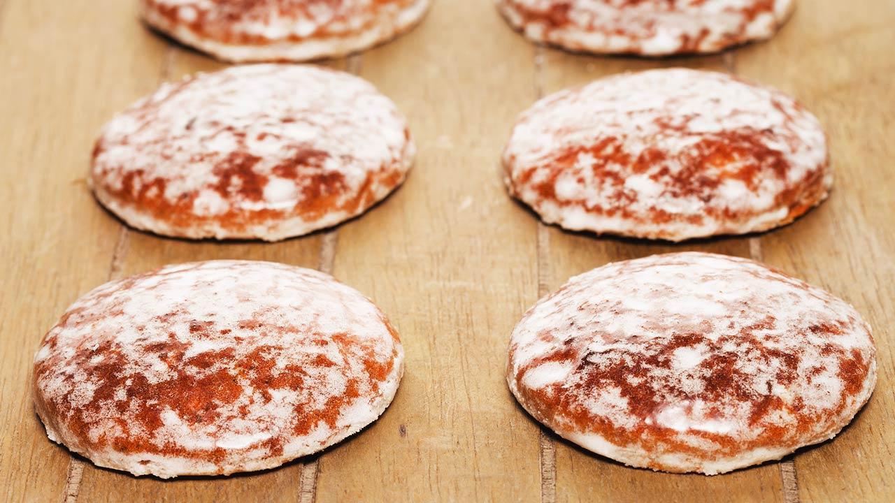 Die besten Rezepte für Elisenlebkuchen / Elisenlebkuchen frisch gebacken