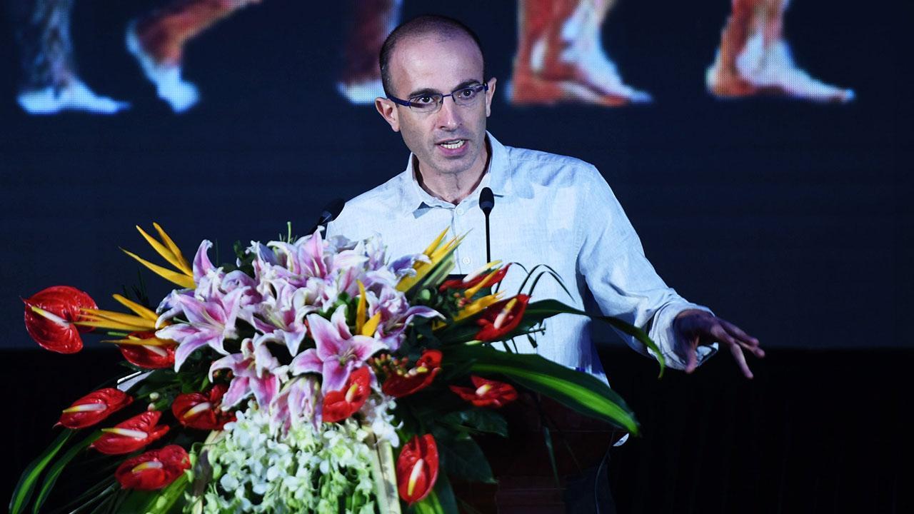 Buchtipp im Dezember: Eine kurze Geschichte der Menschheit / Historiker Yuval Noah Harari