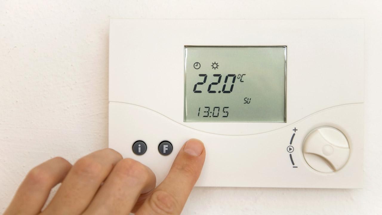 Tipps zum richtigen Heizen - Thermostat justieren