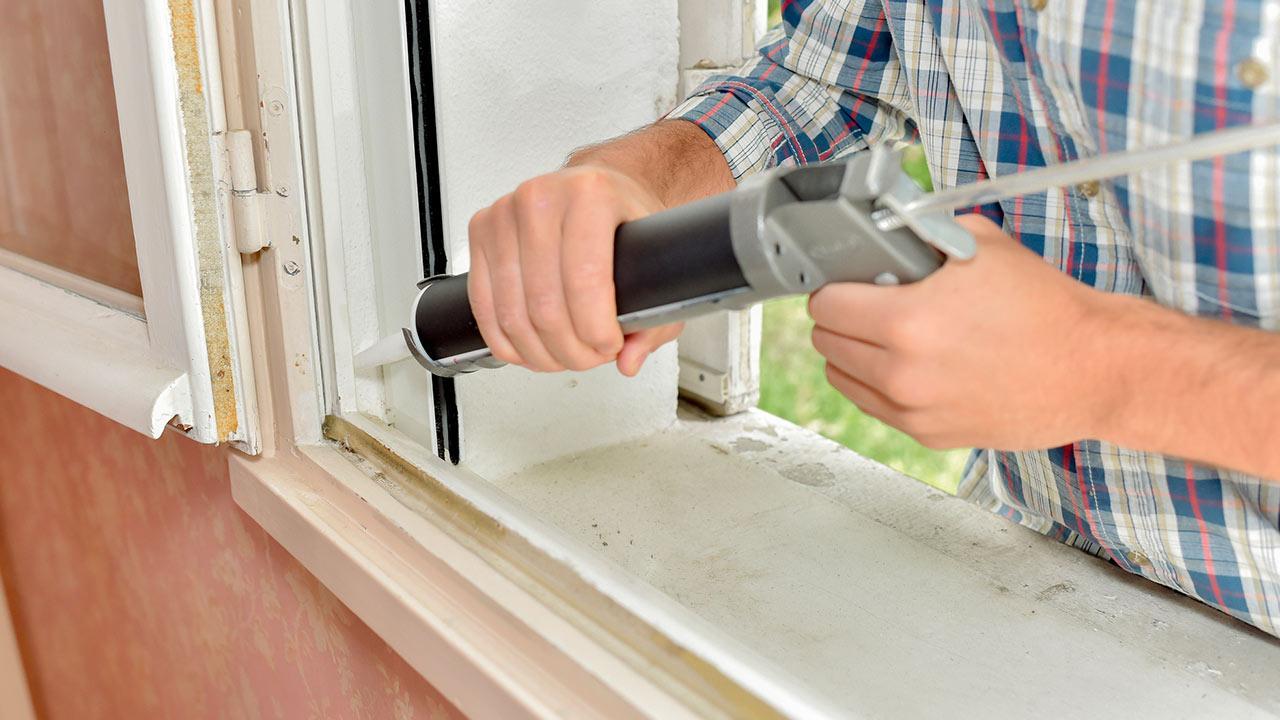 Tipps zum richtigen Heizen - Fenster abdichten