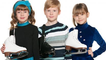 Schlittschuhe für Kinder - Das sollten sie beachten