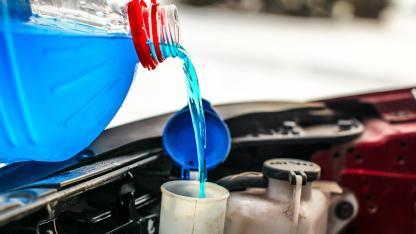 Die richtige Frostschutzmischung für Auto