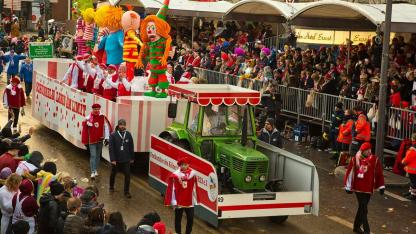 Kölner Straßenkarneval