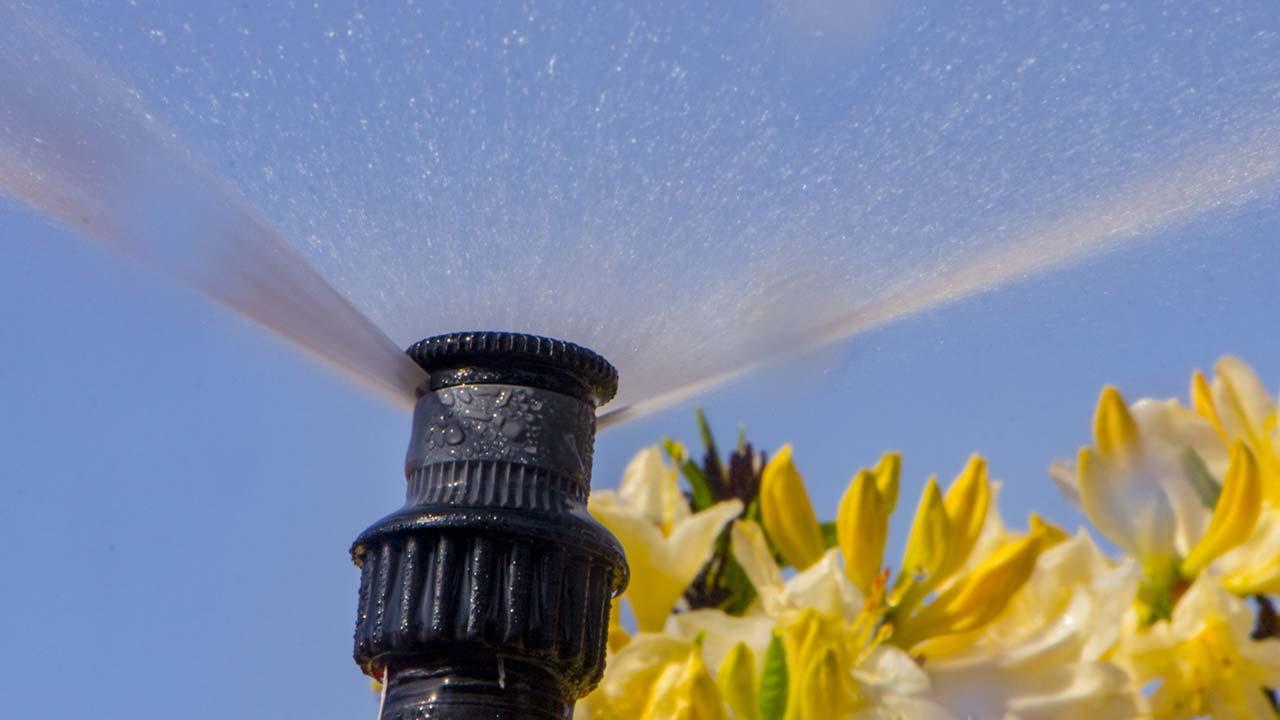 Bewässerungssysteme für Ihren Garten - Sprenger