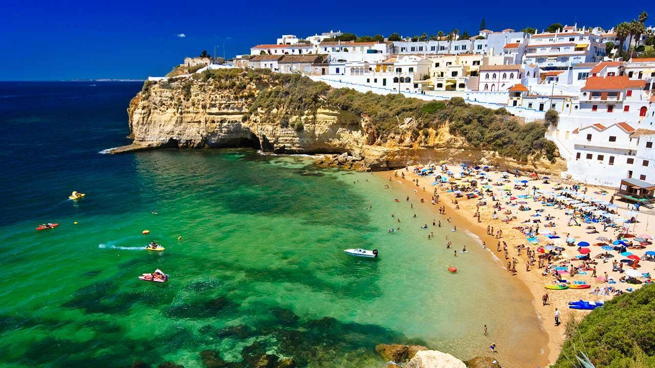 Winterurlaub an der Algarve verbringen - Algarve in Portugal