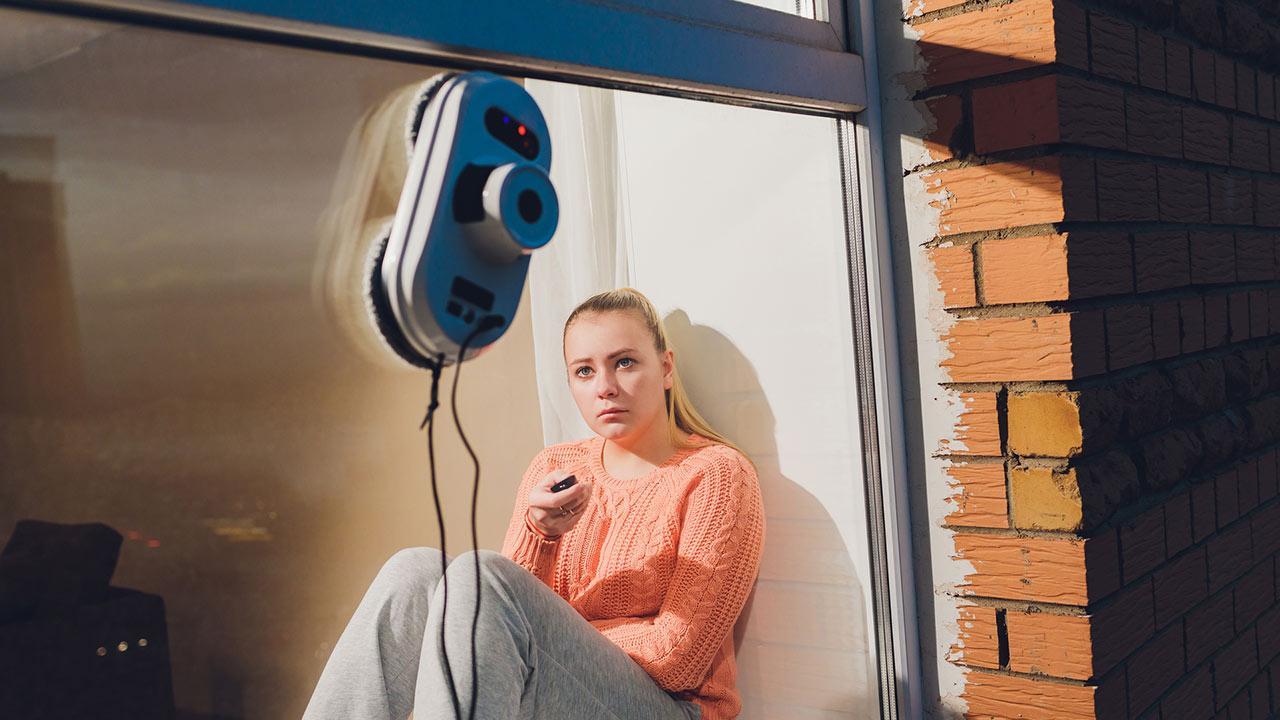 Perfekt für den Frühjahrsputz: Fensterputz Robotor - ein Fensterputz Roboter