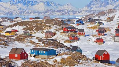 Kreuzfahrten in den Norden - Grönlandtour